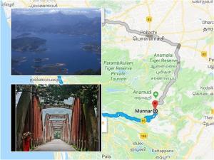 Thrissur To Munnar A Beautiful Round Trip