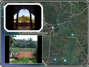 Secretes Janardanaswamy Temple Varkala