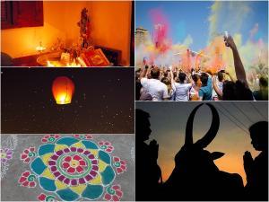 Famous Harvest Festivals In India