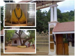 Places Related To The Life Of Sree Narayana Guru In Kerala
