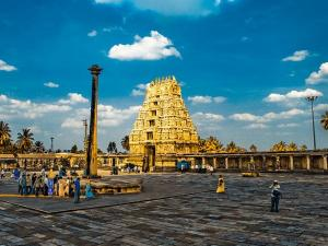 Top 10 Temples Visit South India