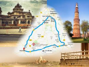 Golden Triangle Travel Guide Things Do Places Visit