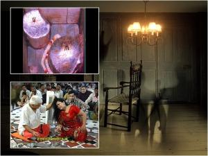 Haunted Temples Shrines India