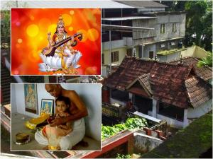 Most Famous Saraswathi Temples In Kerala