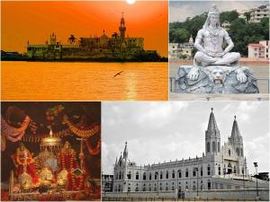 Most Famous Sacred Destinations In India