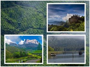 Famous Hill Stations In Kerala