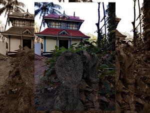 Vellamassery Garudan Kavu Malappuram History Specialities And How To Reach