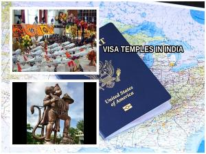 Temples That Solve Visa Issues In India