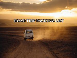 Road Trip Essentials You Need To Pack For A Hassle Free Experience