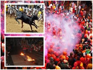 Top Superstitious And Unusual Festivals Of India