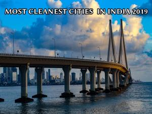 Most Cleanest Cities In India