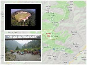 Chail In Himachal Pradesh Attractions And How To Reach
