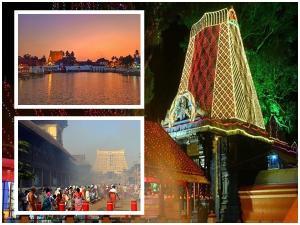 Famous Temples In Thiruvananthapuram