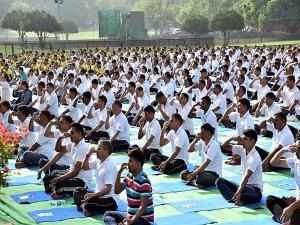 Yoga Destinations In India