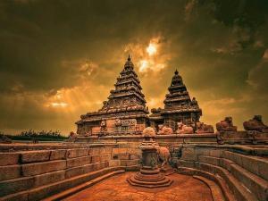 Interesting Facts About Shore Temple In Mahabalipuram