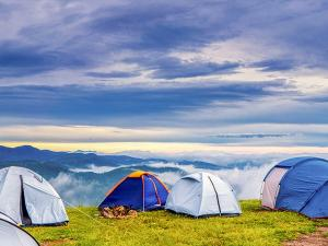 Top Wintertime Camping Destinations In India 2020