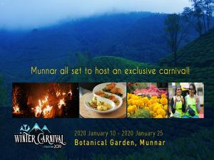 Munnar Winter Carnival 2020 Attractions Venue Date And Timings
