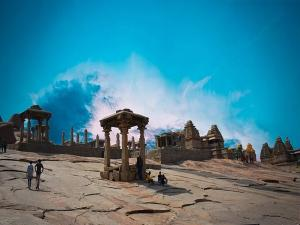 Archaeological Survey Of India Has Banned Drone Patrolling In Hampi