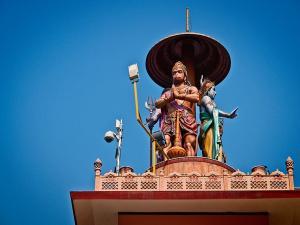 Famous Hanuman Temples In India