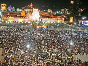Tirupati Temple Increases Online Ticket Darshan Quota