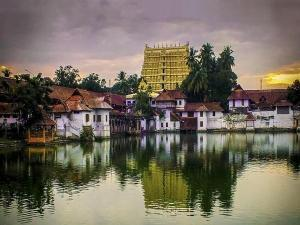 Darshan In Sri Padmanabhaswamy Temple Temporarily Restricted Due To Covid