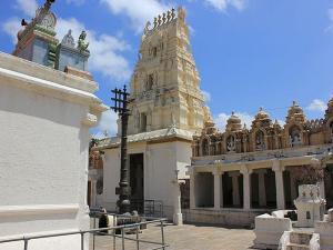 Narasimha Swamy Temple Seebi Karnataka Attractions Timings And Specialties