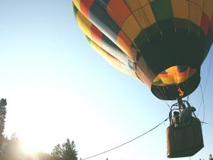 Madhya Pradesh Tourism Introduces Tiger Reserve Hot Air Balloon Safari For The First In India