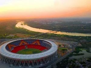 Narendra Modi Stadium Ahmedabad Largest Cricket Stadium In The World Interesting Facts