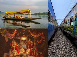 Bharath Darshan Tourist Train From Kerala To Jammu Kashmir Attractions And Specialties