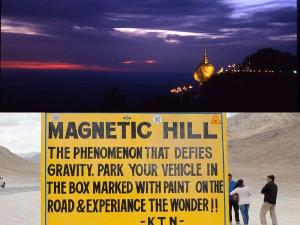 From Mystery Spot To Magnetic Hill Places On Earth Where Gravity Becomes Zero Or It Doesn T Work