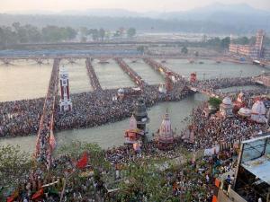 Haridwar Kumbh Mela 2021 Covid Negative Certificate Is Mandatory For Travellers From Kerala