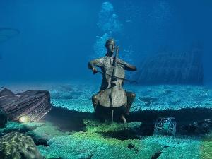 From Shipwreck Trail To Underwater Museum Of Art Top Underwater Museums Around The World