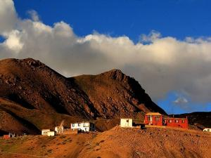 Komic Village In Spiti Valley Himachal Pradesh Highest Motorable Village In The World Attractions