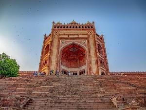 Fatehpur Sikri The First Planned City Of The Mughals Interesting And Unknown Facts