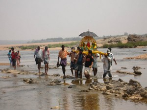 Holy Rivers India