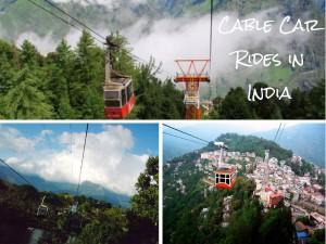 Adventurous Cable Car Rides India