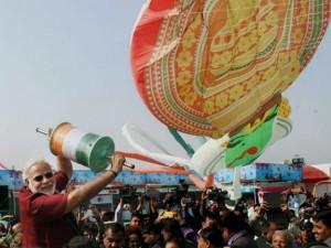 The Kite Festival Gujarat