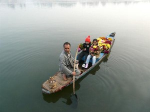 Srinagar Honeymoon Paradise India