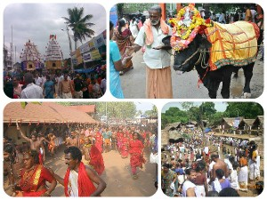 Famous Temple Cities Kerala