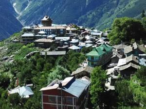 Travel The Mesmerising Town Kalpa