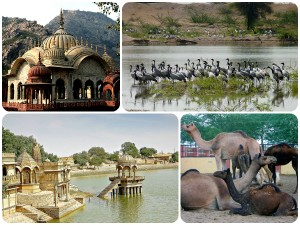 Top 10 Tourist Places Visit Rajasthan