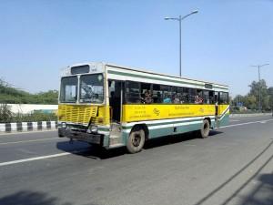 Bus Services Delhi