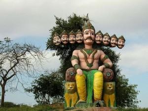 Temples Ravana India