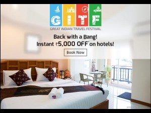 Summer Travel Sale Save Rs 5000 On Hotel Flight Ticket Book