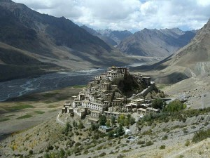 Kye Monastery Spiti Himachal Pradesh