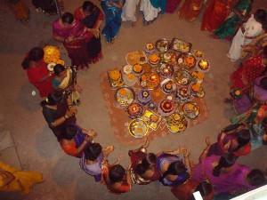 Bathukamma Festival Telangana