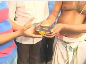 Want Us Visa Head Chilkur Balaji Temple