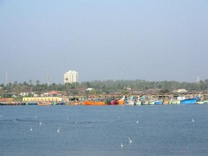 Beautiful Coastal Area Kannur
