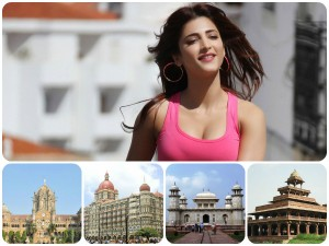 Favorite Holiday Destination Shruthi Hassan