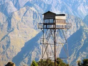 Auli Beautiful Tourist Spot Himalaya